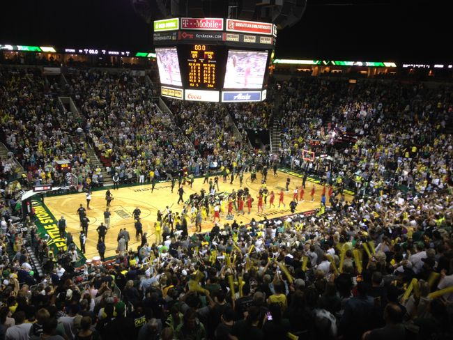 Seattle Storm win Game 1!