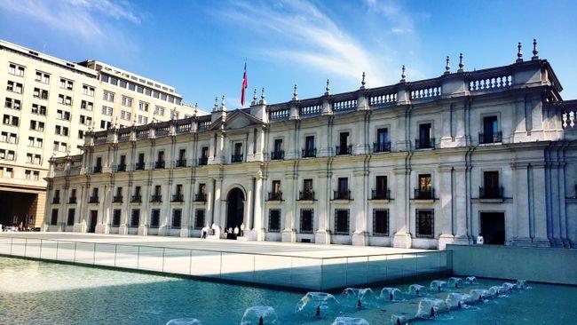 Regierigsgebäude ir Innestadt