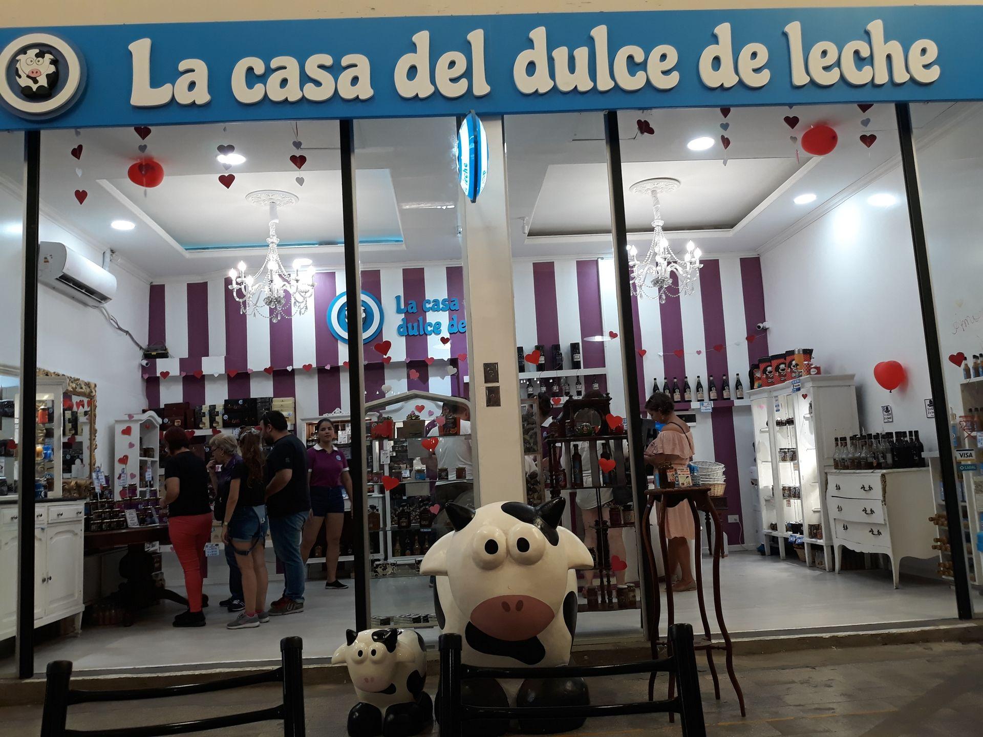 Argentinien - Fleischkultur und Confiterías – Vakantio