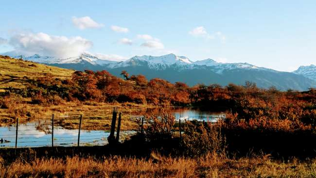 Indian Summer in Patagonia