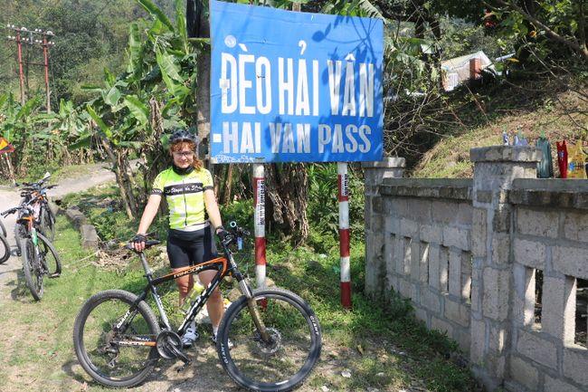 Vor der Auffahrt - Hai Van Pass