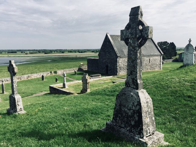 Irland // Tag 2 // Clonmacnoise