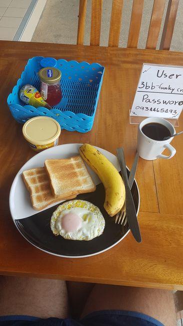 Mein Frühstück :)