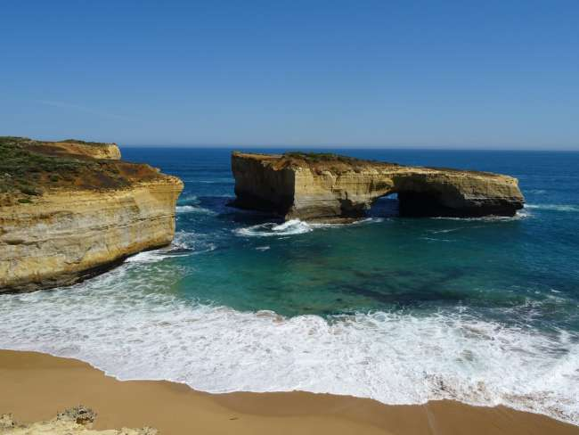 London Arch bei Port Campbell