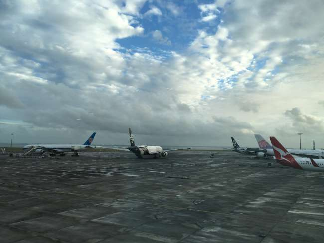 Airport Auckland