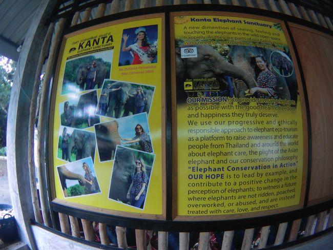 Bei der heutigen Tour ging es zum Kanta Elefanten Reservoir.
