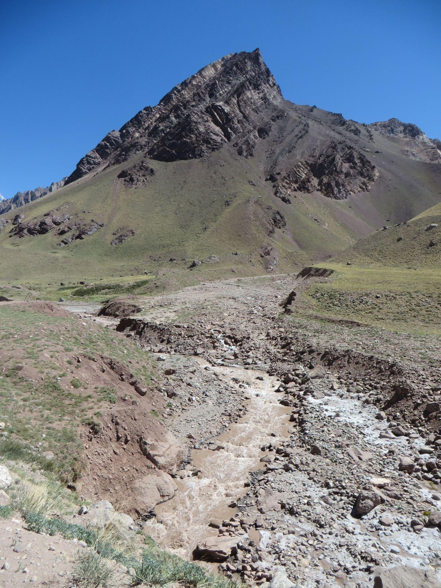 Himalaya Berge Karte.Auf Dem Hochsten Berg Ausserhalb Des Himalayas Naja Fast