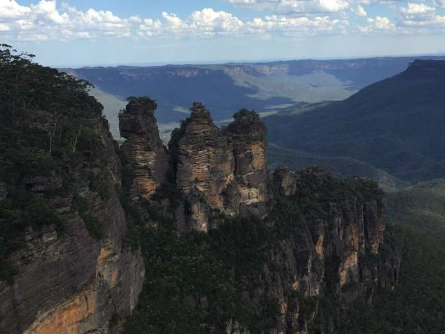 Ab in die Blue Mountains