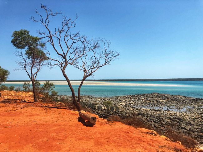 Broome in Sicht