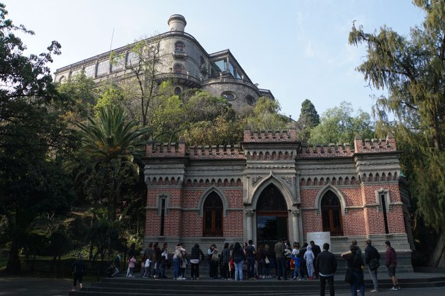 Nationalhistorisches Museum in Mexico City