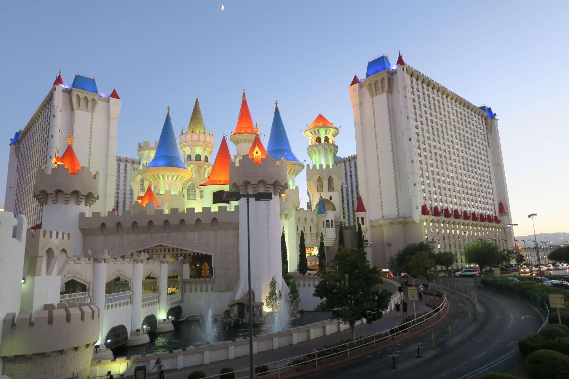 Tag 11: Las Vegas – Vakantio
