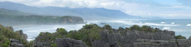 Pancake Rocks im Paparoa Nationalpark