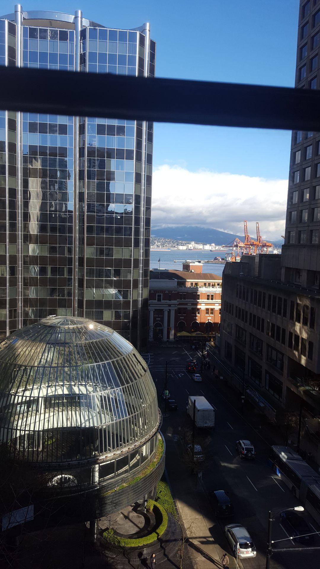 Vancouver Ausblick Beim Bewerbungen Schreiben Vakantio