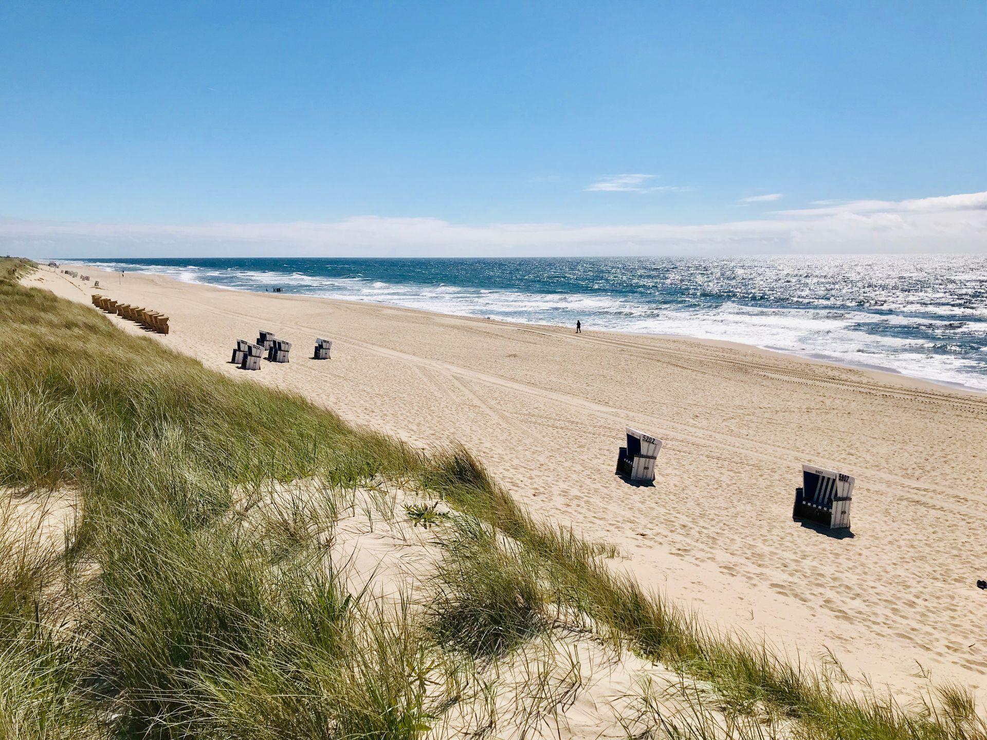 Strand von Rantum I