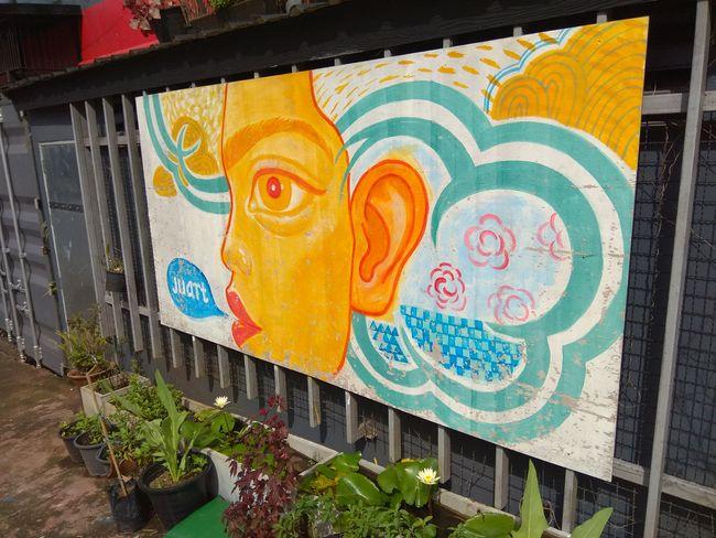 Streetart in Krabi