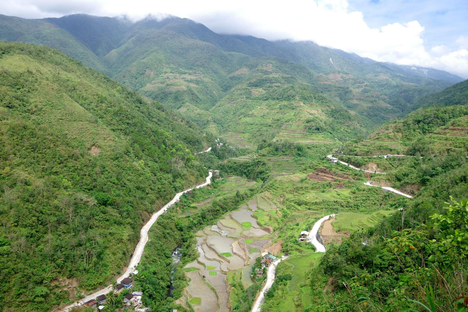 Blick über Hapao
