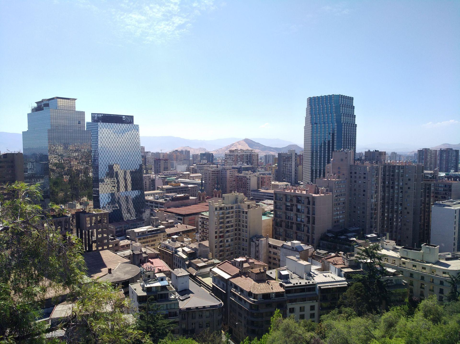 Santiago de Chile – Vakantio