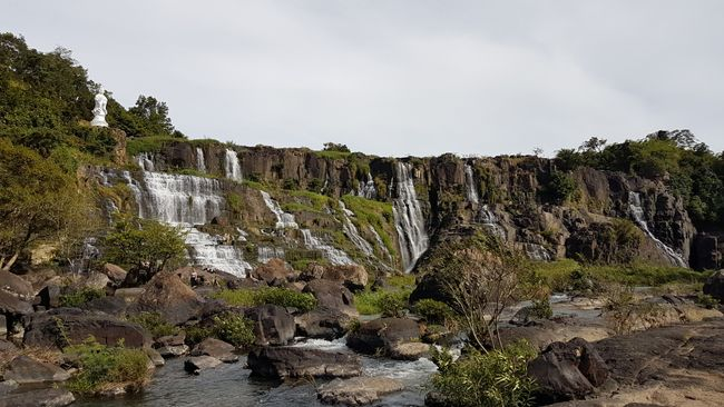 Pongour Waterfalls