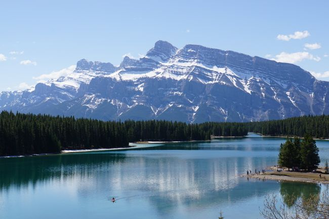 Der Banff Nationalpark