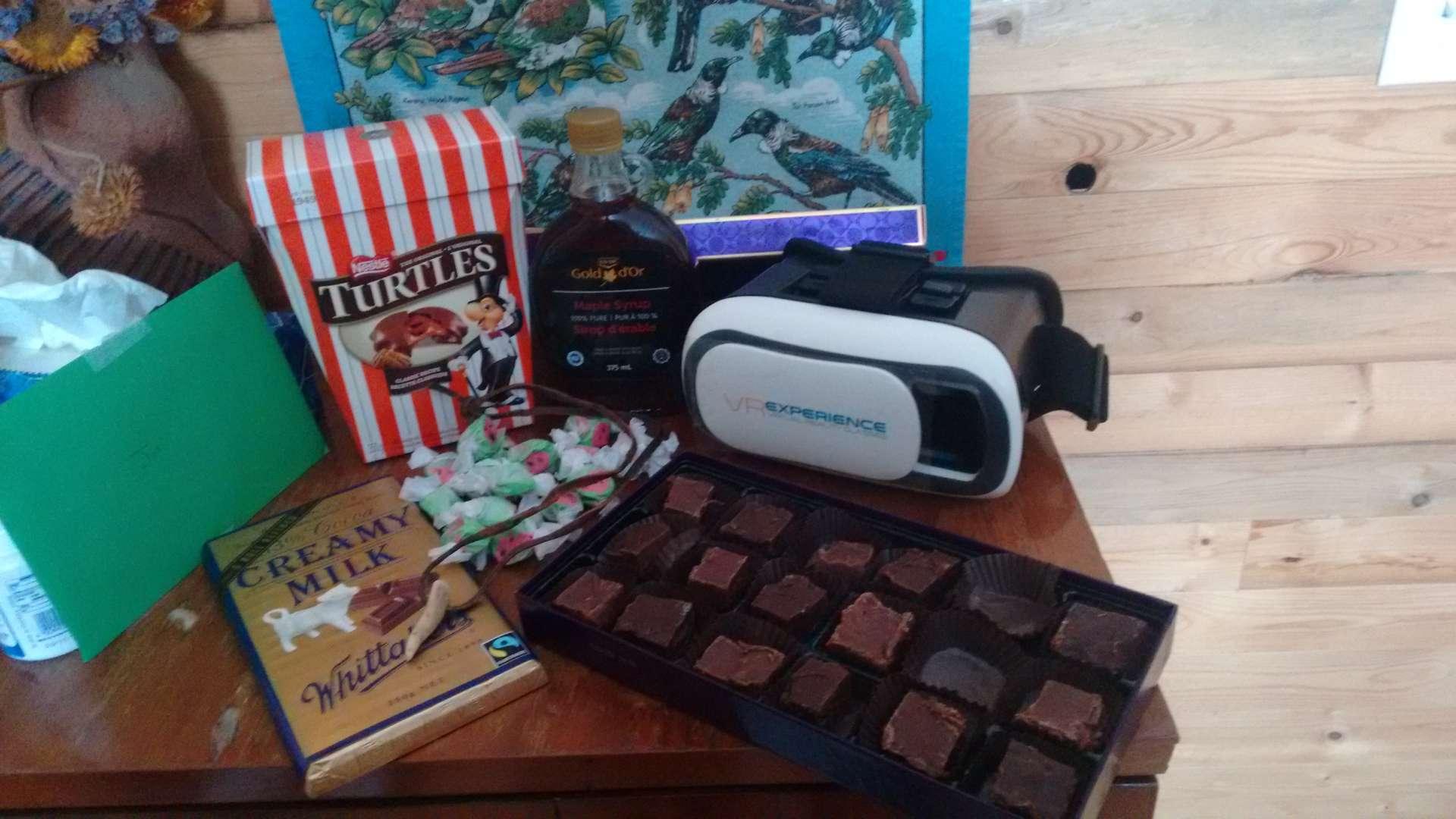 Meine Weihnachtsgeschenke.Weihnachten Vakantio