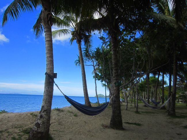 Fiji - Just another day in paradise...