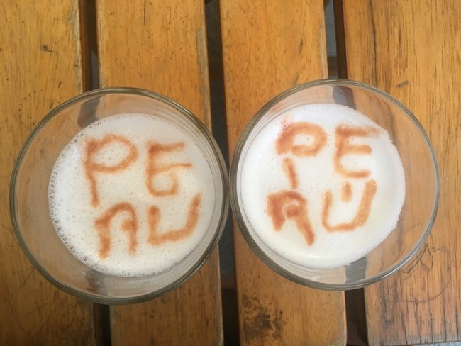 Pisco Sour - 2 for 1 :-)