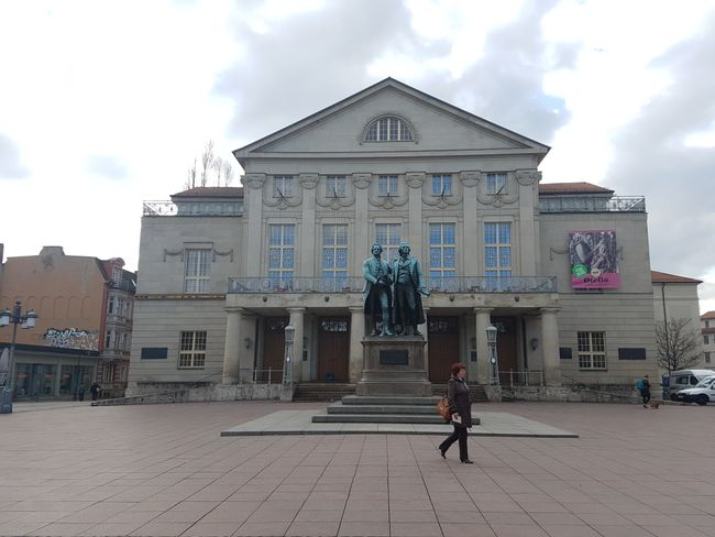 Das deutsche Nationaltheater