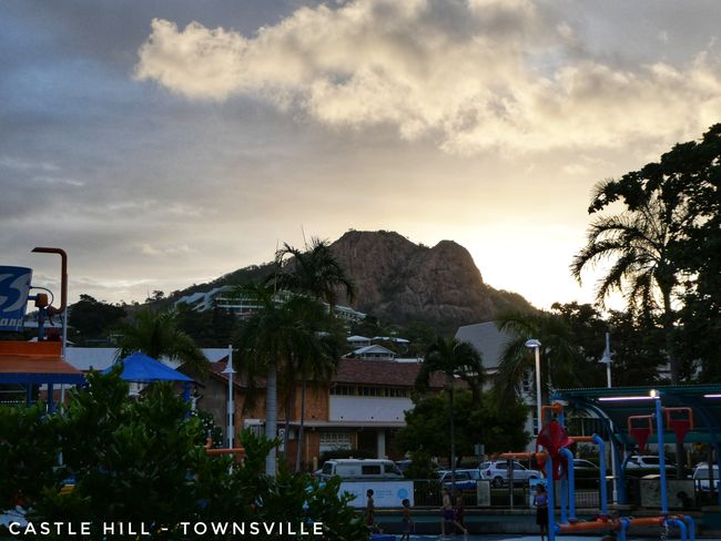 Castle hill, townsville