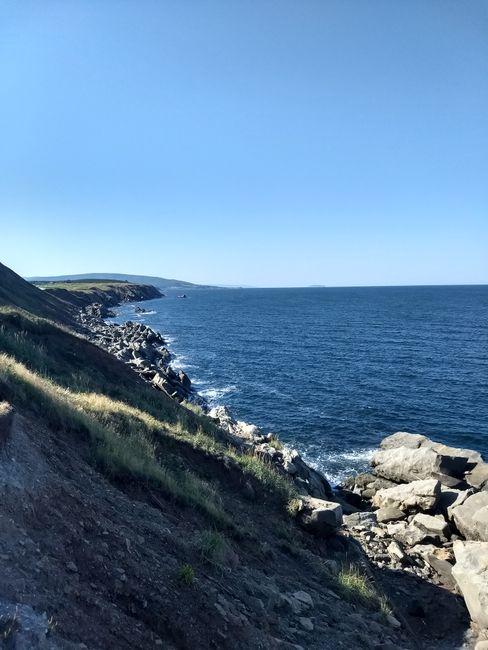 Der Atlantik :)