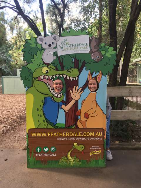 Featherdale Wldlife Park